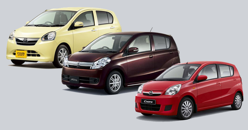 5 Reasons Why You Should Buy a 660cc Car | Maza Inside