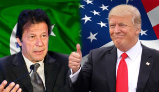 Trump writes to PM Imran Khan, seeks help to resolve Afghan issue