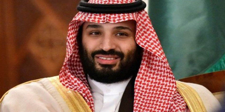 Arrest of two Saudi crown prince