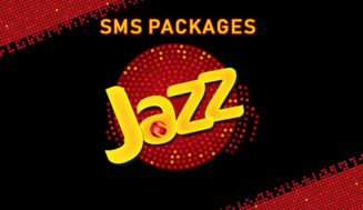 Jazz SMS Packages, Daily, Weekly, Monthly 2019