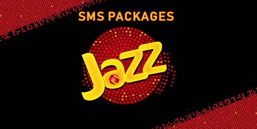 Jazz SMS Packages, Daily, Weekly, Monthly