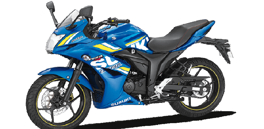 Suzuki's Gixxer 150CC Sports Bike