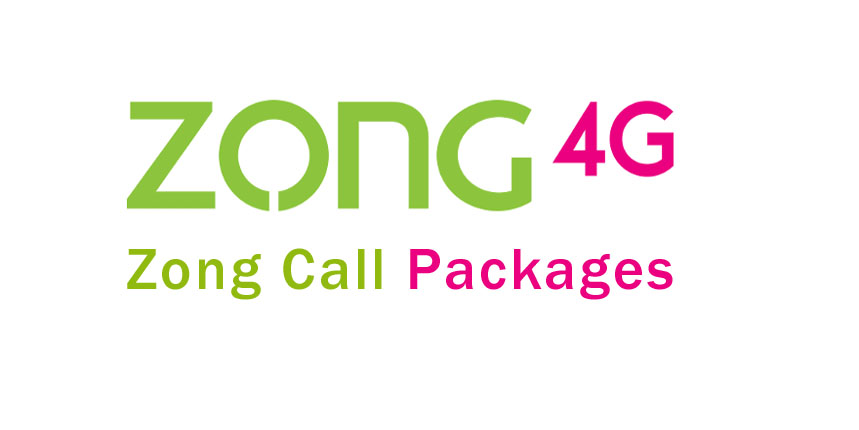 Zong Call Packages, Hourly, Daily, Weekly, Monthly & Power Pack