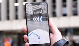 Google Maps is Rolling Out AR Navigation for Some Users