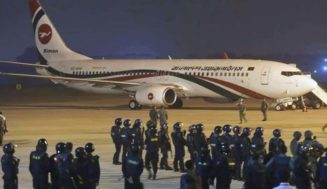 Suspected Bangladesh plane hijacker shot dead by special forces