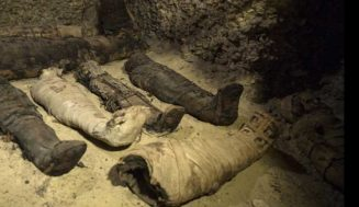 Egypt Unveils 40 Ancient Greek Mummies Including Of Children