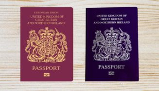 UK issues passports without 'European Union' on cover despite Brexit being delayed
