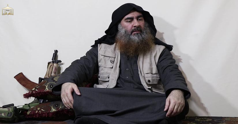 ISIS Leader Abu Bakar al-Baghdadi Appears in Video for First Time in 5 Years