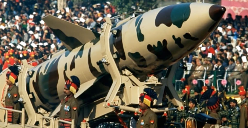 India hints at changing of nuclear policy of 'No First Use'