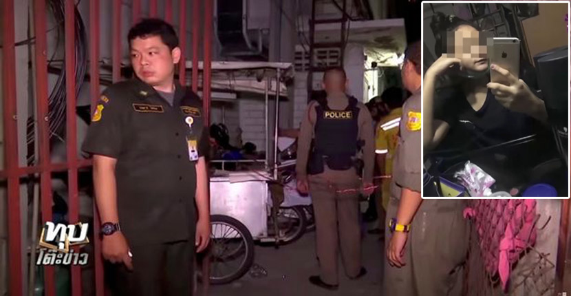13-years-old pregnant girl kills herself after being gang raped by six men in Thailand