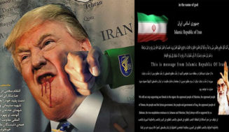 Iranian hackers take control of US government website and post image of a bloodied Trump