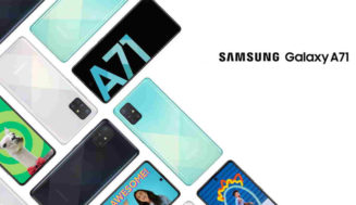 Samsung Galaxy A71 An XL smartphone with quad cameras and unrivaled battery life