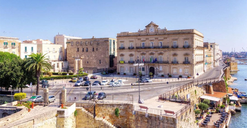 Taranto is the first Italian city to offer €1 homes