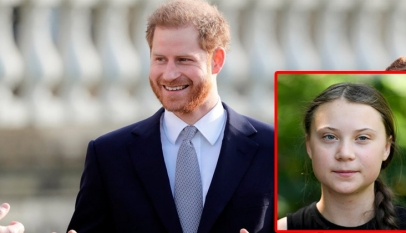 Prince Harry tricked by Russian pranksters posing as Greta Thunberg