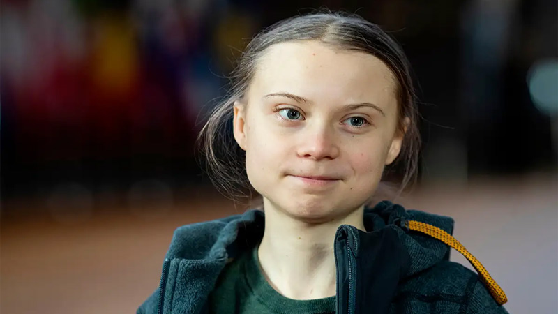 Greta Thunberg says she may have had COVID-19 and has self-isolated