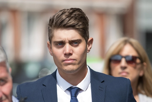Alex Hepburn has lost his appeal to have his rape conviction overturned