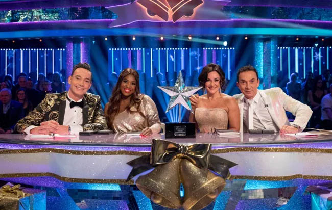 The show said Strictly has been 'open to the prospect' of same sex couples in the past